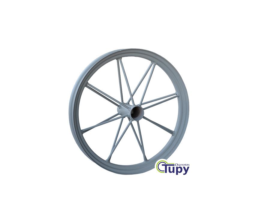 Roda Charrete Pônei